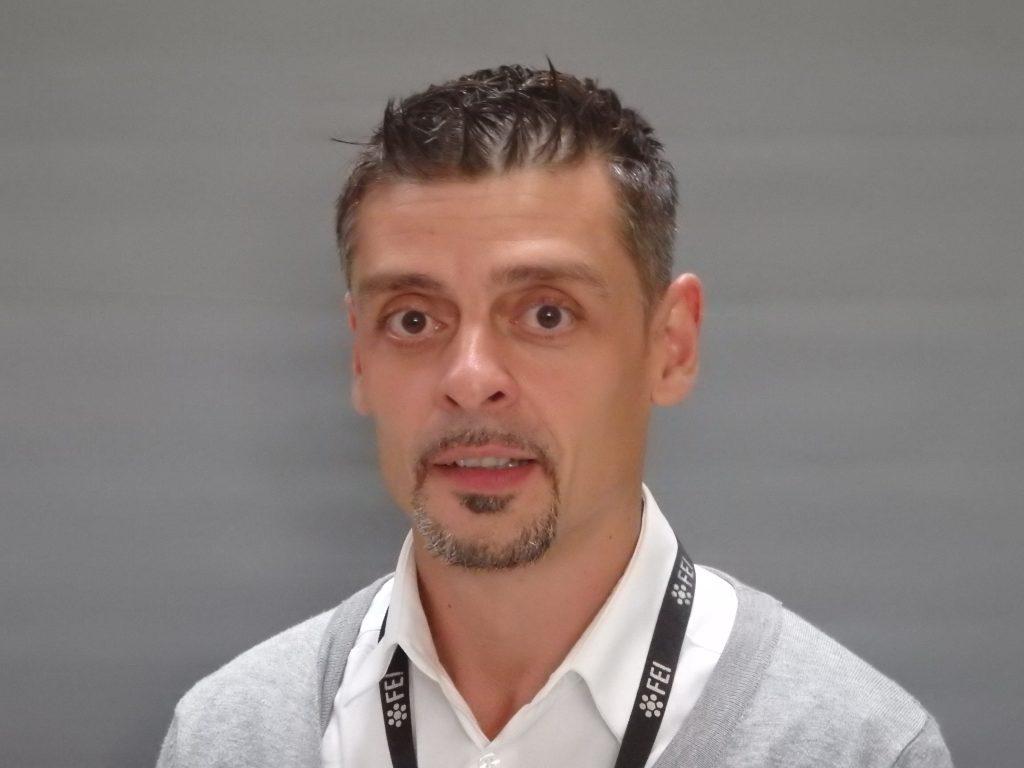 Carlos Arroyo Docente ESPE